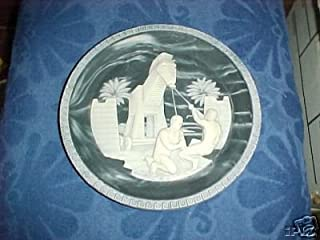 Incolay: The Fall of Troy :The Trojan Horse Collector Plate