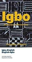 Igbo-English/English-Igbo Dictionary & Phrasebook (Hippocrene Dictionary & Phrasebook)