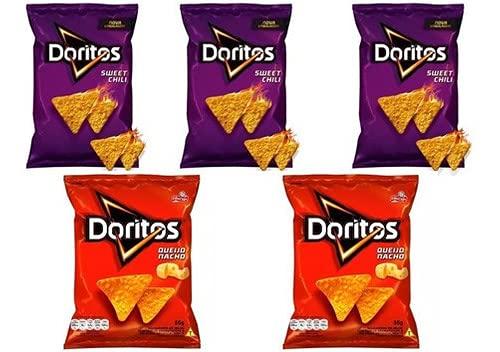 Kit C/5 Doritos 55g