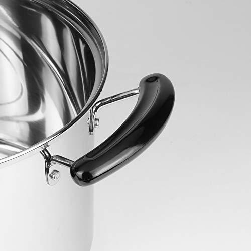 パール金属両手鍋蒸し鍋兼用鍋26cmガラス鍋蓋付IH対応ステンレスNEWだんらんH-5873【IH対応】