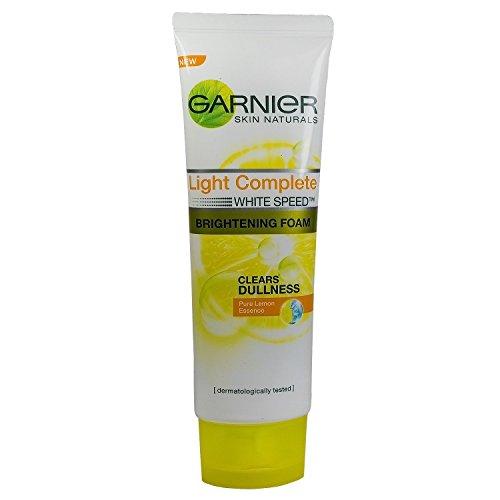 Garnier Skin Naturals Light Pure Lemon Essence Gentle Foam 50ml