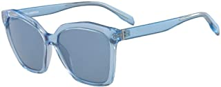 Karl Lagerfeld Butterfly KL957S Light Blue Sunglasses for Women