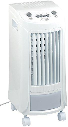 Sichler Haushaltsgeräte Luftkühler mit Wasser: Luftkühler mit Wasserkühlung LW-440.w, 65 Watt, Swing-Funktion (Klimagerät mit Wasserkühlung)