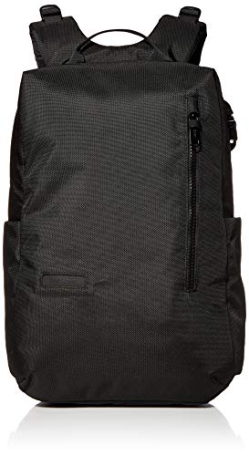 Pacsafe Intasafe Backpack anti-theft 20L laptop Mochila tipo casual, 46 cm, 20 liters, Negro (Black 100)