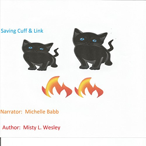 Saving Cuff & Link audiobook cover art
