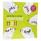 Nail Art libros de colorear para adultos, cuaderno de dibujo para colorear para amantes de las uñas