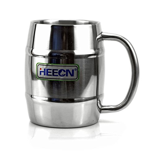 HEECN Outdoor Equipment Camping Bere Birra Mug Party Tazze 16oz HESS-003