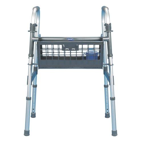 maddak shelf liners Maddak No-Wire Walker Basket