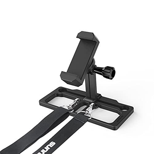 Drone RC - Supporto per tablet compatibile con DJI Mavic Pro/Mavic 2/Mavic mini 2/Mavic mini/Air 2s/Air 2/Spark, supporto regolabile per tablet droni, accessori per droni (supporto telefono)