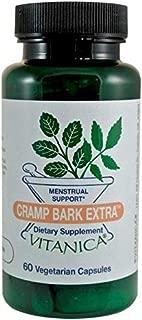 Vitanica Cramp Bark Extra, 60 Caps
