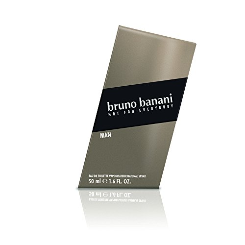 Coty Beauty Germany GmbH, Consumer Bruno banani man - eau de toilette natural spray - herb-aromatisches herren parfüm - 1 er pack 1 x 50ml