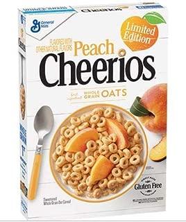 General Mills Peach Cheerios 19.5oz Box