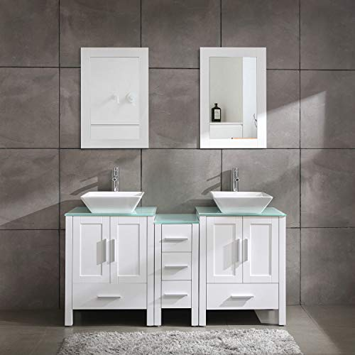 bathroom vanity tops 60 - 2