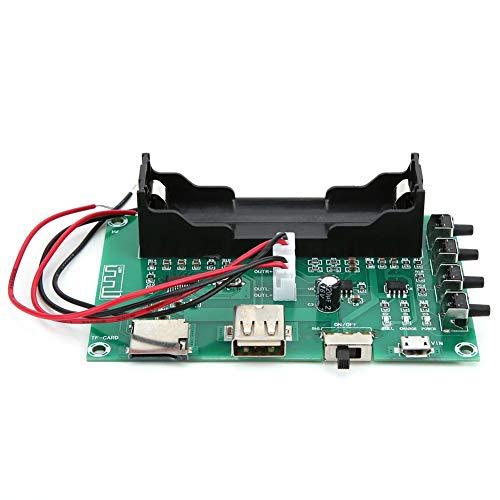 Subwoofer Digital Tablero Amplificador de Potencia Módulo Pequeño Tablero de Altavoces Bluetooth...