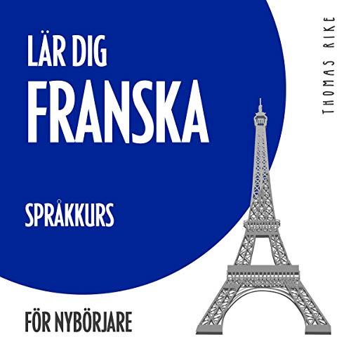 Lär dig franska - språkkurs för nybörjare cover art