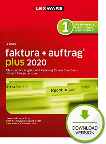 faktura+auftrag plus 2020 Download Jahresversion (365-Tage)|PC Aktivierungscode per Email