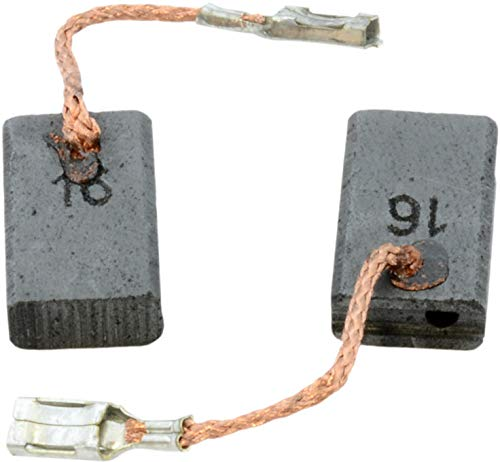 Escobillas de Carbón para HILTI DEG5D - 5x10x16mm - 2.0x3.9x6.3'' - Con dispositivo de desconexión