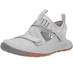 Odyssey Sport Sandal, Metallic Silver