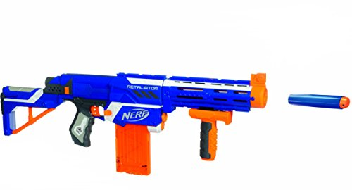 Hasbro 98696148 - Nerf N-Strike Elite Retaliator
