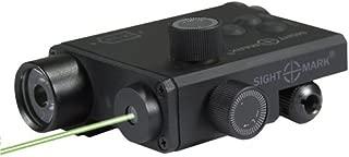 Sightmark SM25004 Lopro Combo Green Laser/220 lm Flashlight (Renewed)