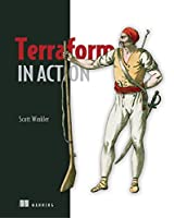 Terraform in Action Front Cover