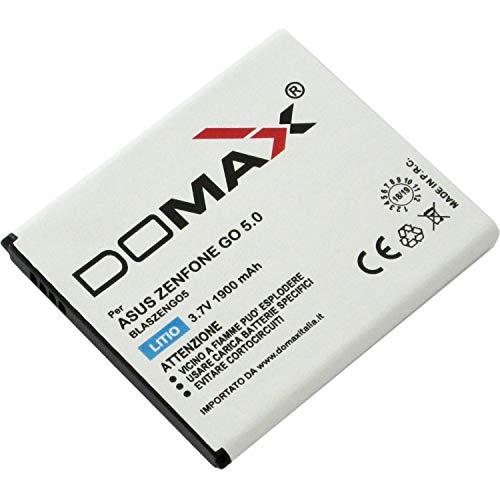 DOMAX BATTERIA ASUS ZENFONE GO 5.0 (ZB500KL - X00A - X00ADA) (B11P1602-1ICP5/57/61-0B200-02170000)