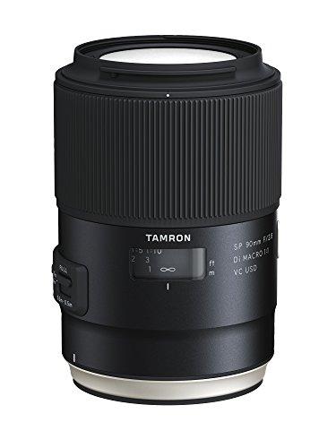 Tamron Obiettivo per Sony, 90mm F/2.8 VC, Nero