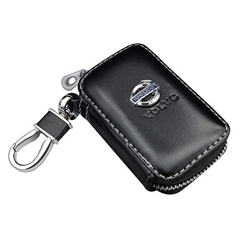 4 Colors Choice SSSSTH Volvo Hand-Woven Rope Key Chain Creative Gift 1 Car Key Chain Pendant Chain, ,A