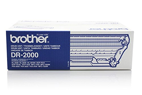 Original Brother DR-2000 Bildtrommel für Brother MFC-7225 N