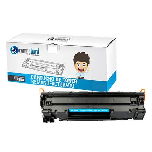 Compuhard & Reciclador Toner Compatible HP 85a / 36a / 35a, CE285A / CB435A / CB436A / CE288A Laserjet…