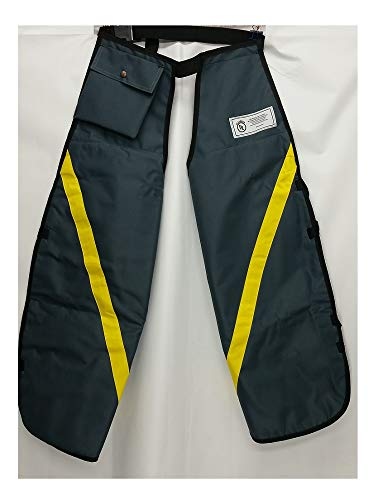 PROTECTIVE CHAPS GREY/YELLOW