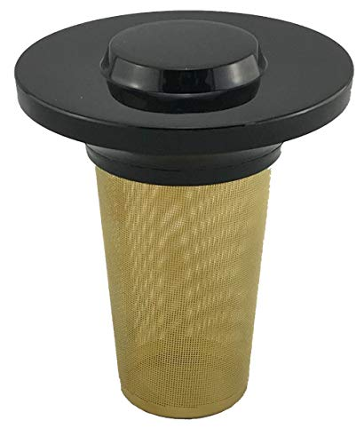 ZIP Premium Tee-Kannenfilter Teefilter Dauerfilter Goldfilter Permanentfilter - für unverfälschtes Teearoma