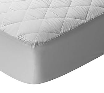 Pikolin Home - Protector de colchón/Cubre colchón acolchado impermeable y transpirable, 70x140cm-Cuna(Todas las medidas)