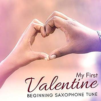 My First Valentine - Beginning Saxophone Tune