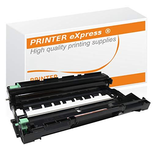 Printer-eXpress Trommel I KEIN Toner I ersetzt Brother DR-2400 DR2400 für DCP-L2510 DCP-L2530 DCP-L2537 DCP-L2550 HL-L2310 HL-L2350 HL-L2357 HL-L2370 HL-L2375 MFC-L2710 MFC-L2730 MFC-L2735 MFC-L2750