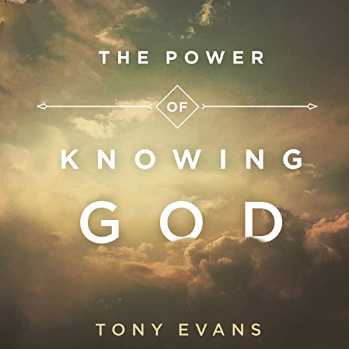 The Power of Knowing God  By  cover art