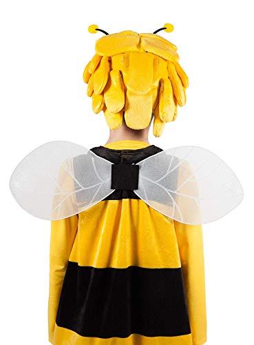 Maskworld Biene Maja Flügel für Kinder - Kostümzubehör