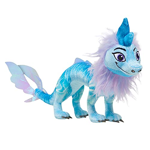 Disney's Raya and the Last Dragon 13-Inch Small Sisu Plush, Dragon Stuffed Animal Toy