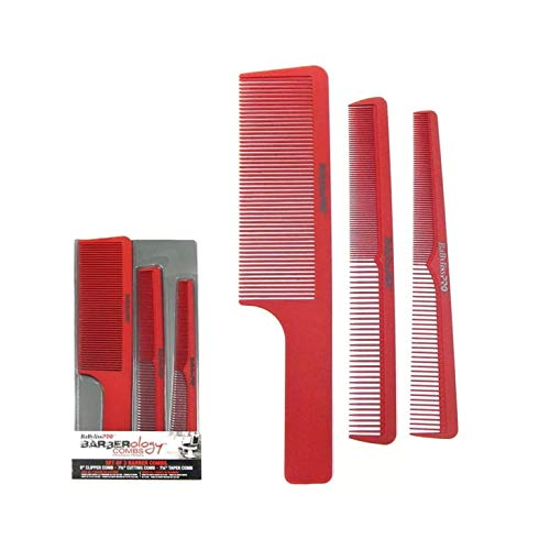 BaBylissPRO Barberology Comb Set