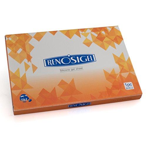 RenoSi-Gel Narbengel Pad | Silikon Gel | Narbenfolie | verschiedene Größen (6 x 10 cm)