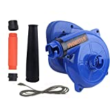 Jakmister WRB-15000RPM Extra 20 Feet Wire and Extension Pipe Powerful Electric Dust Cleaner Blower Machine and Vacuum Cleaner -Dust for AC/ Home Air Blower