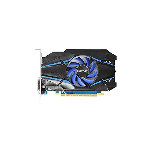 KFA2GeForce® GT 1030GeForce GT 10302GB GDDR5–Graphics Cards (GeForce GT 1030, 2GB, GDDR5, 64Bit, PCI Express 3.0, 1Fan (S))