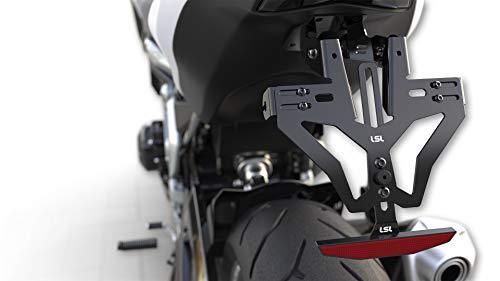LSL Motorcycle number plate holder Mantis-RS, GSX-R / GSX-S 125 17-