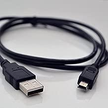 Duragadget C/âble Micro USB de synchronisation et transfert de donn/ées Pour GPS Garmin z/ümo 590LM et Garmin Edge 1000