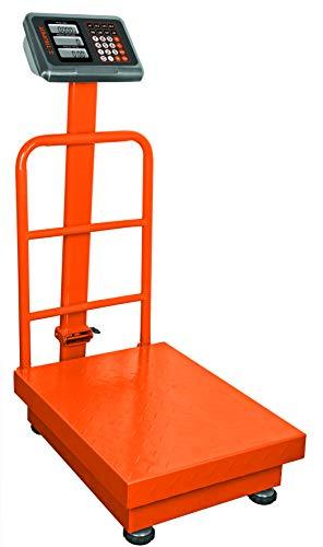 Báscula plegable de plataforma capacidad 100 Kg.