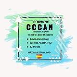 🥇 CCCAM Premium - 12 Meses - ESPAÑA - Cline con ENVÍO EN 30 Minutos - Estable 100%- Vendedor: Tvonline