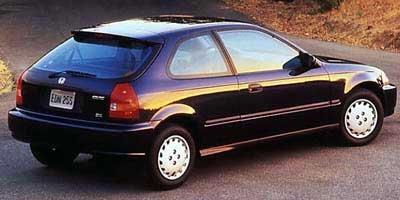 honda civic 1997 5 door hatchback