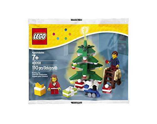 Lego 40058 Decorating the Tree Set 110...