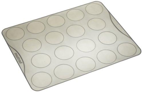 Mastrad F45401 siliconen bakplaat voor Macarons