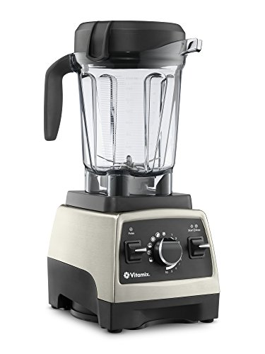 Vitamix 59326 Professional Series 750 Blender, Programmable Container, Self-Cleaning 64 oz, Heritage